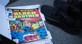 "Puma x Bait x Marvel ""Black Panther"" Sneaker Collab"