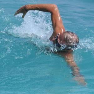 Athlete swimmer Mindset and Performance Podcast EP 2