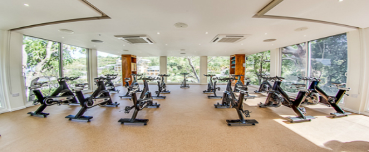 bodyholiday spin studio
