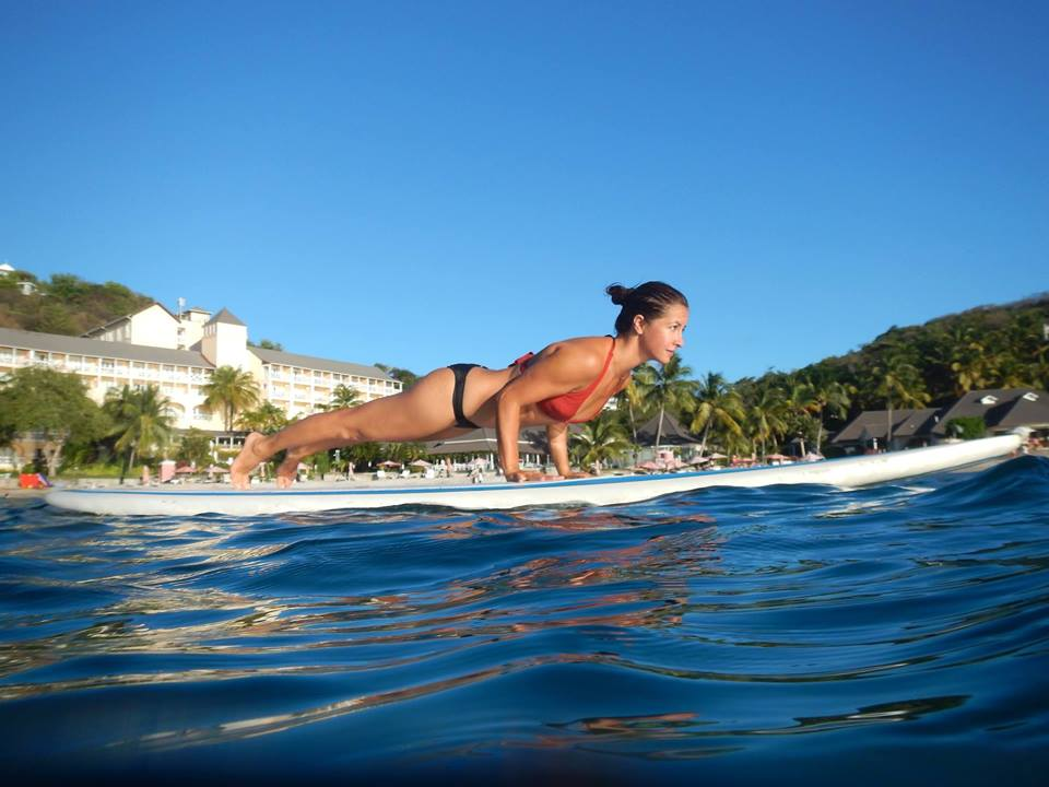 yoga retreat and resort in st. lucia