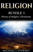 """BOOK REVIEW – """"History of Religion, Christianity"""" by Michael J Stewart and """"Mediumship, Auras"""" by Tabitha Zalot"""