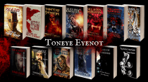 Toneye Eyenot – Horror Anthologies. Dark, bloody, insane, disturbing.