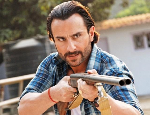Bullet Raja : An action flick starring Saif & Sonakshi!