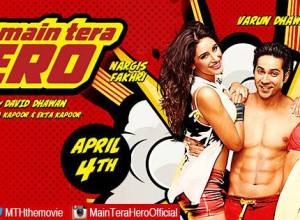 Main Tera Hero : Varun Dhawan in true David Dhawan style!