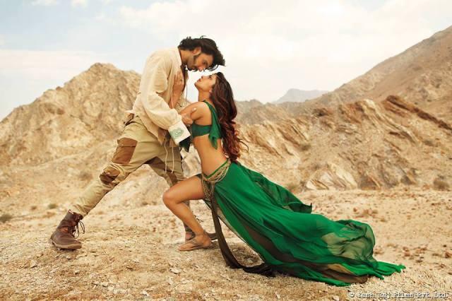 Gunday : Jiya Lyrics & Translation