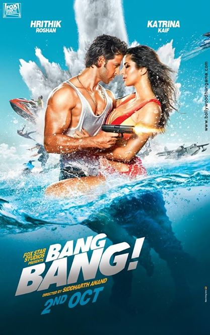 BANG BANG : The teaser has industry talking!