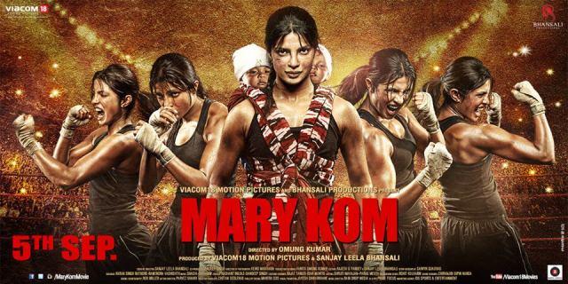 Mary Kom : Priyanka Chopra's power-packed punch!