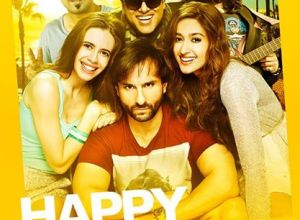 Happy Ending : A feel good rom-com