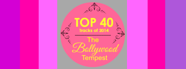 Top 40 Tracks of 2014