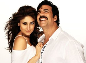 Gabbar Is Back : Akshay Kumar & Kareena Kapoor turn up the heat!
