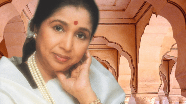 Happy Birthday to the legendary Asha Bhosle!