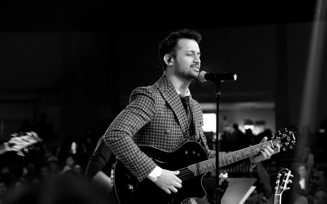 Atif Aslam returns to South Africa this July