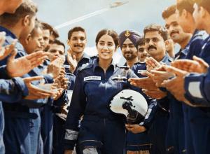 Gunjan Saxena: The Kargil Girl Review | Netflix India