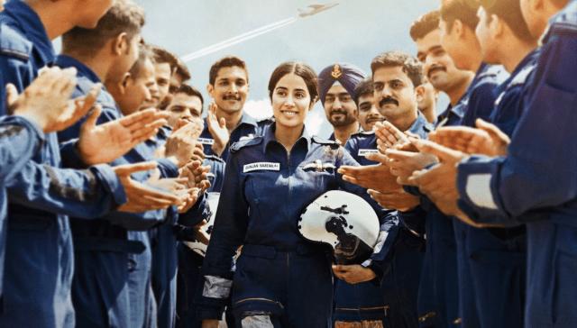 Gunjan Saxena: The Kargil Girl Review   Netflix India