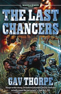 The Last Chancers, by Gav Thrope.