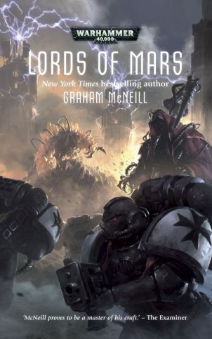 Lords of Mars, by Graham McNeill.