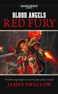 Red Fury, by James Swallow.
