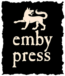Emby Press. The stuff of your nightmares!