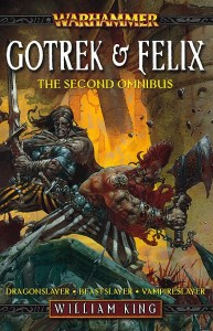Gotrek and Felix