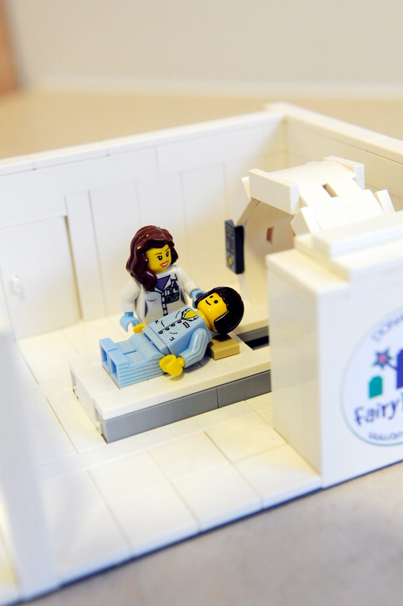 Breightmet man builds MRI scanner out of Lego   The Bolton News Breightmet man builds MRI scanner out of Lego
