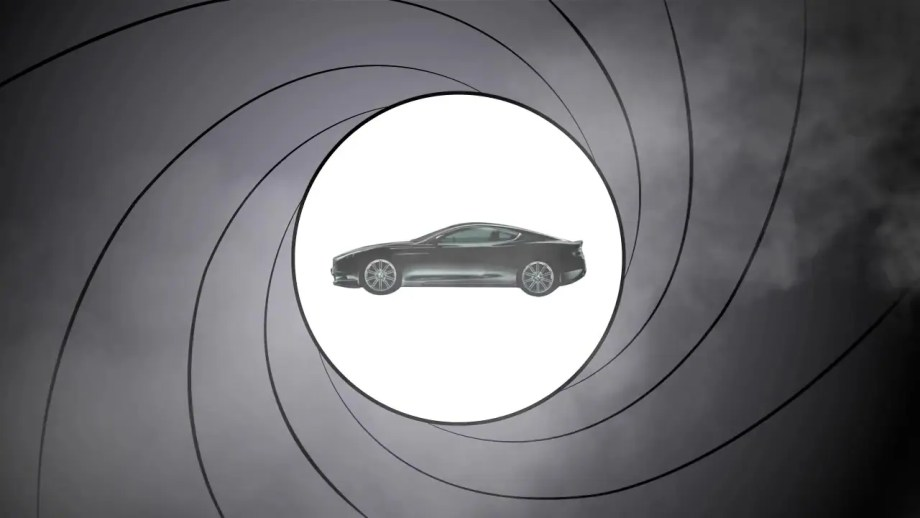 The evolution of James Bond's car