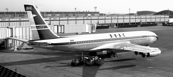 BOAC 911 – The plane crash that almost killed the Bond series