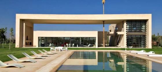 Blofeld's SPECTRE villa 'Dar Bianca'