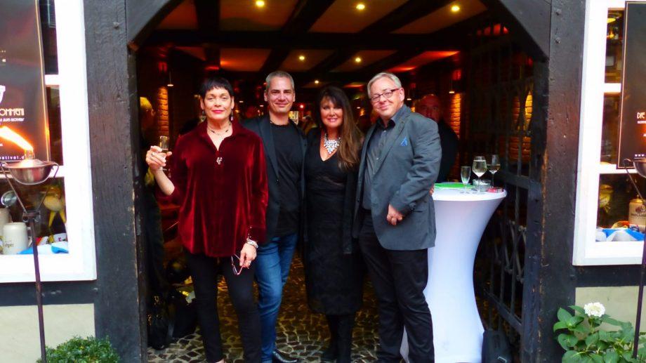 James Bond meets Cinestrange Filmfestival 2016 Recap