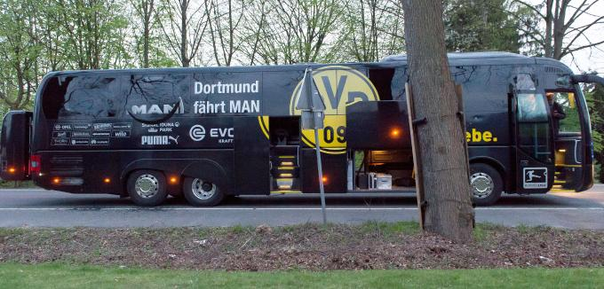Failed Coup: The Borussia Dortmund Bomb attack