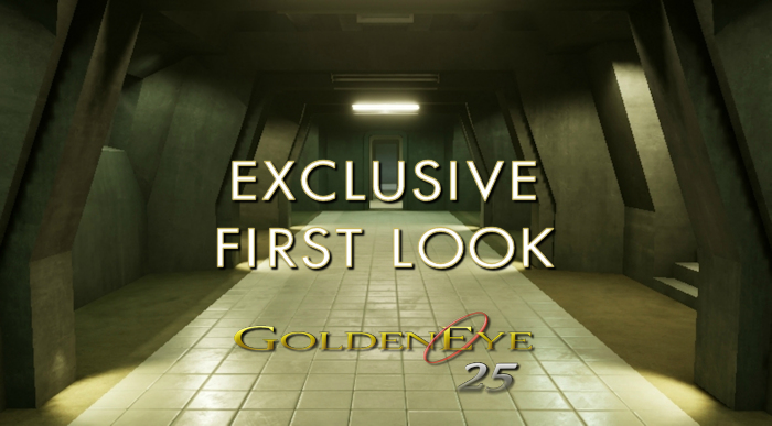 EXCLUSIVE: First look at upcoming 'GoldenEye 25' videogame