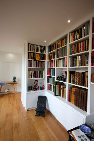 bespoke bookcases london
