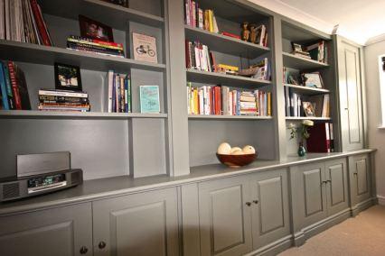 bespoke bookcases