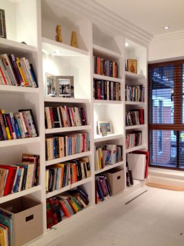 Bookcase with Chunky Shelving