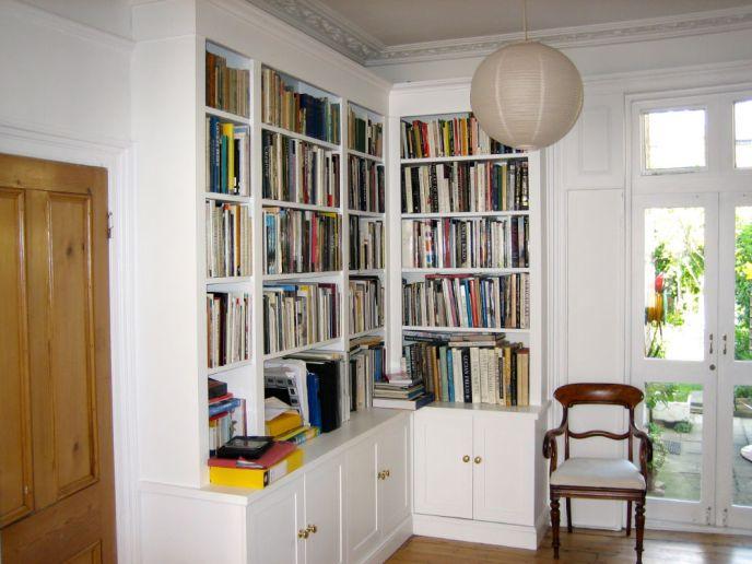 bespoke bookcases dulwich
