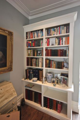 bespoke bookcases wandworth
