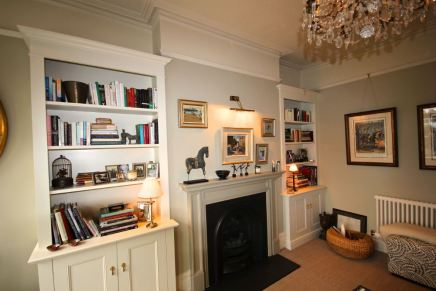Traditional Alcove units in Fulham
