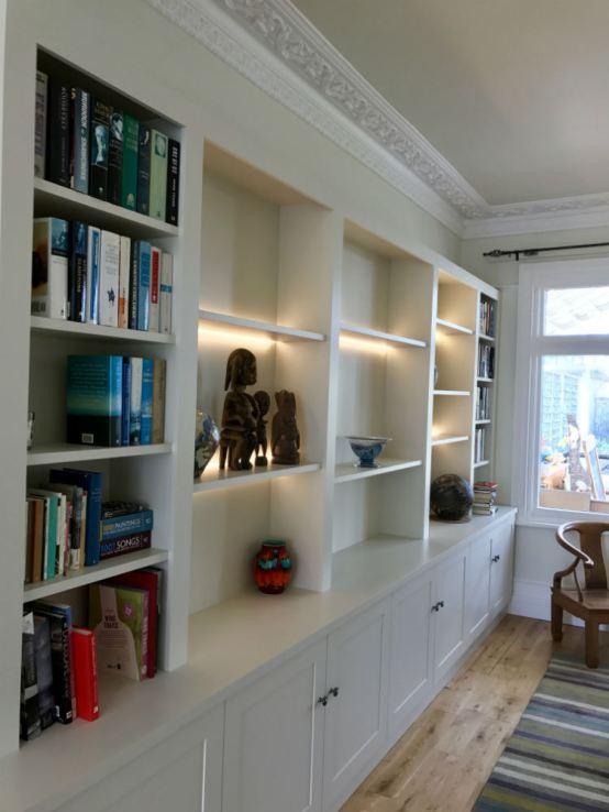 Bespoke Bookshelving