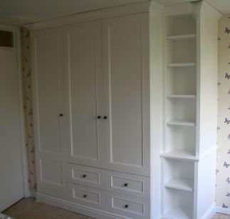 wardrobe kingston