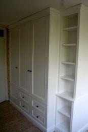 wardrobe bookcase