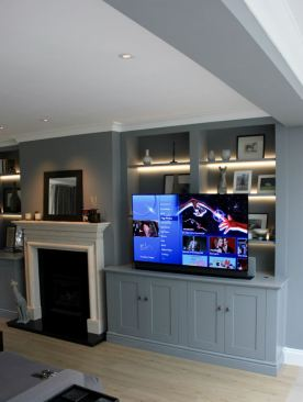 stylish-media-unit-for-client-in-thames-ditton