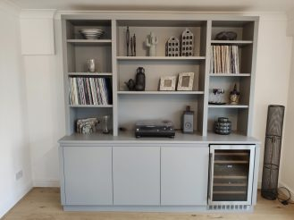 Beautiful Hi Fi Media Unit