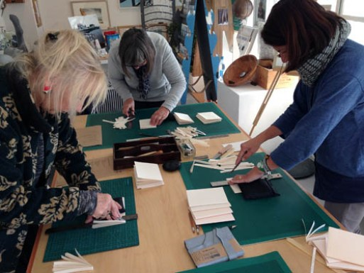 Longstitch Binding Workshop