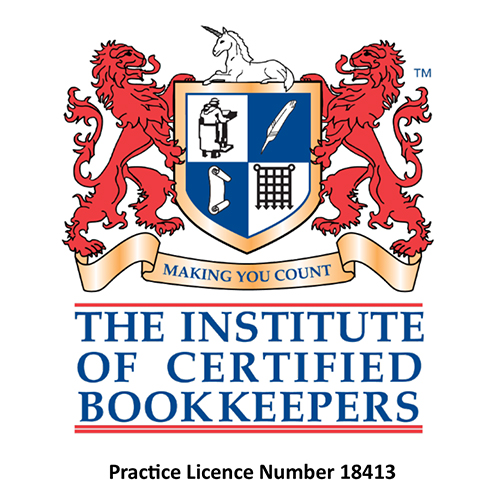 The Bookkeeping Team are Licensed by The Institute of Certified Bookkeepers