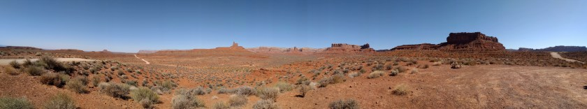 Far West Valley of the Gods