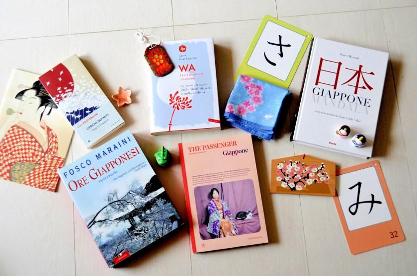 Giappone libri
