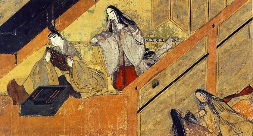 Genji Monogatari periodo Heian