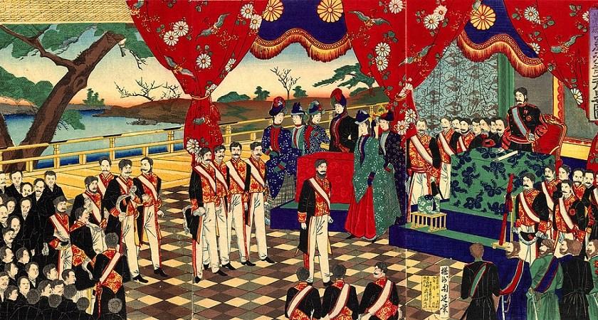 letteratura giapponese periodo meiji