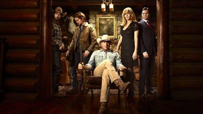 la serie televisiva yellowstone