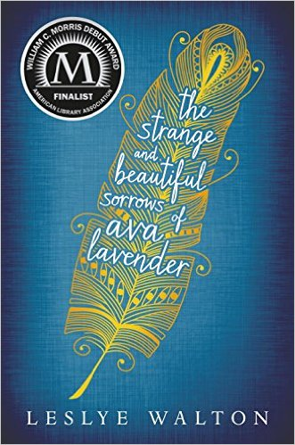 strange and beautiful sorrows of ava lavender
