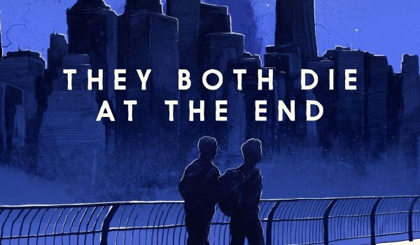 2017 ya books archives the book shirethe book shire they both die at the end by adam silvera malvernweather Gallery